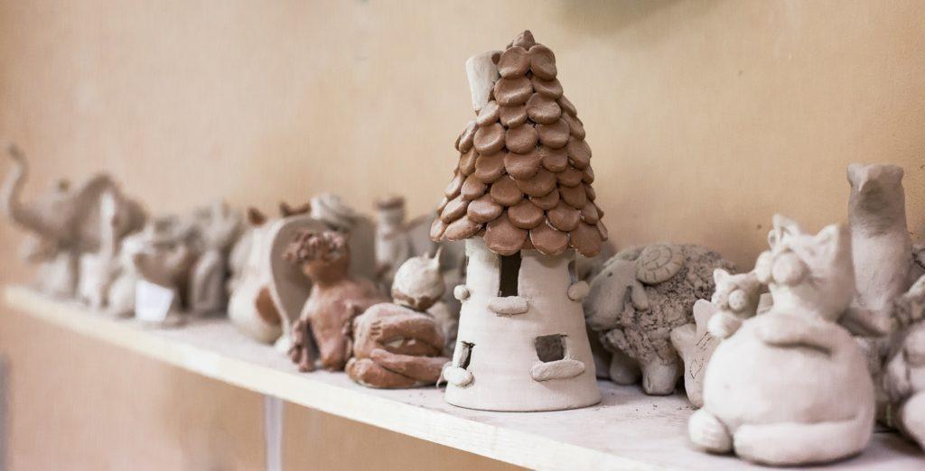 Як ліпити з глини