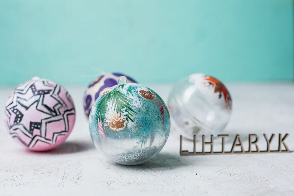 New Year Ornament Decoration