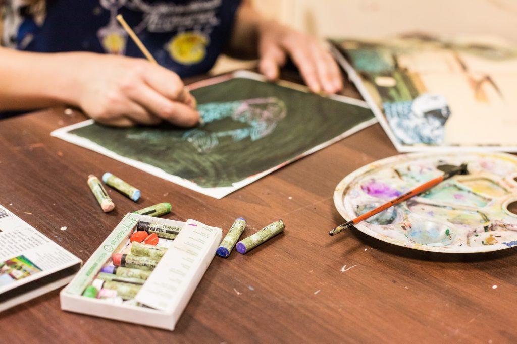 Історія мистецтв для дітей