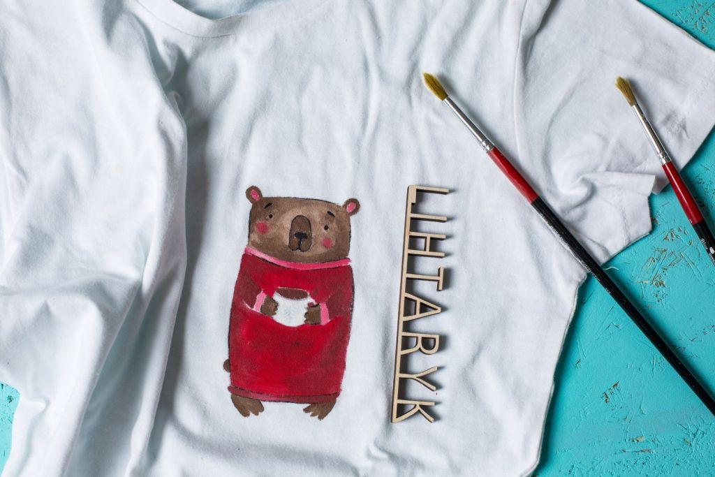Розпис футболок та сумок