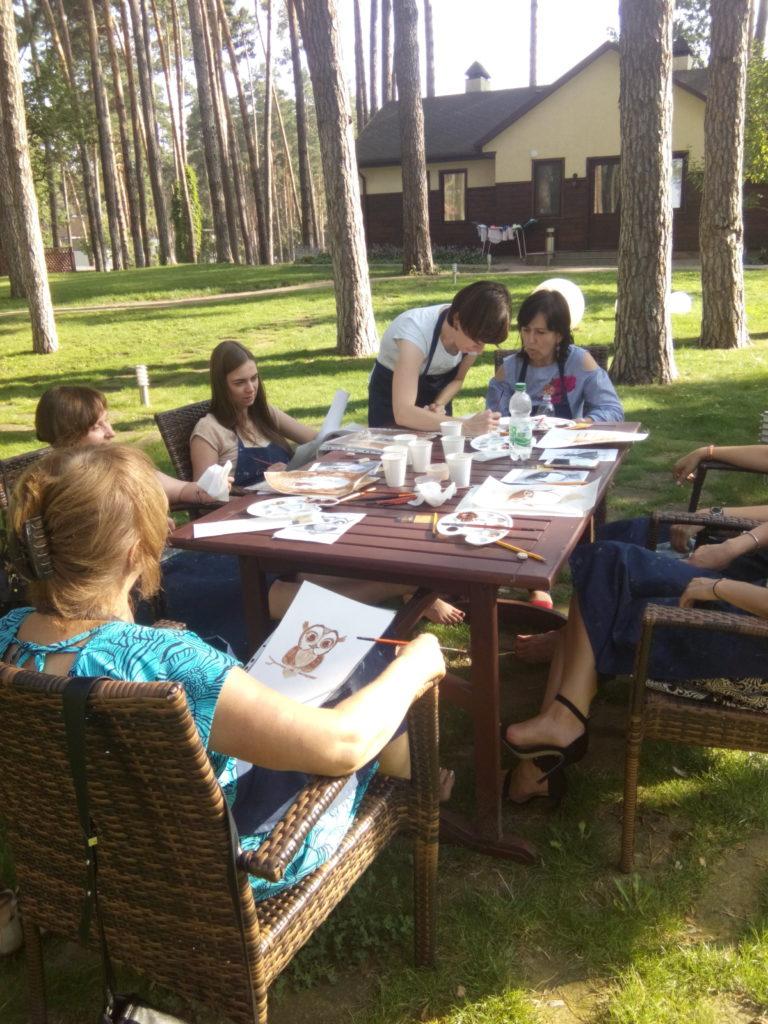 Корпоративные мастер-классы в Киеве