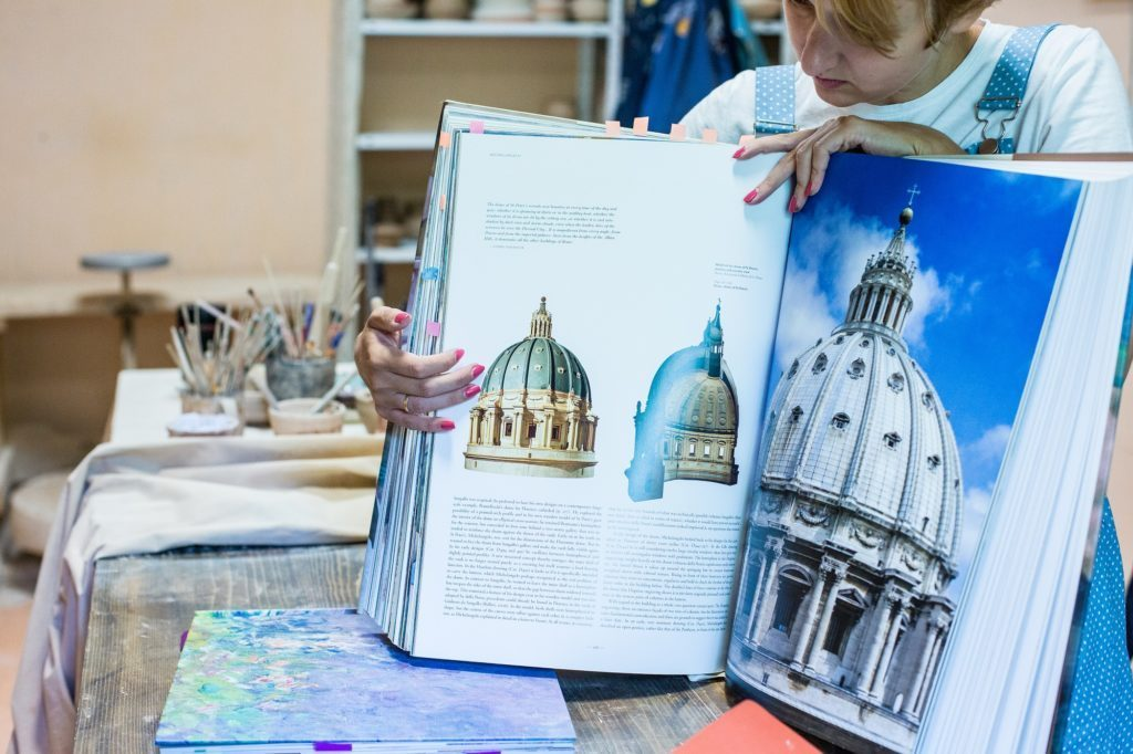 Лекции по истории европейского искусства