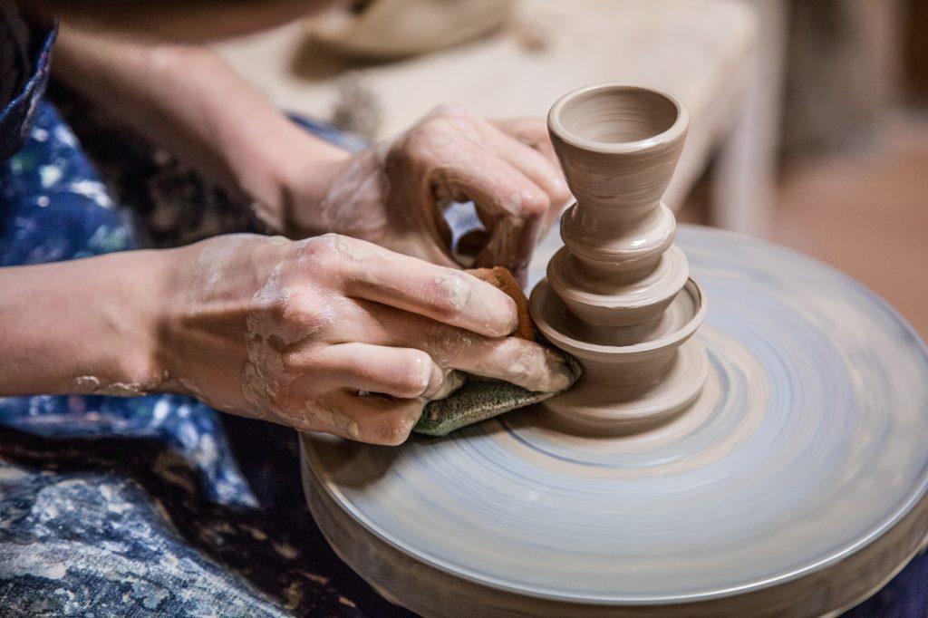 Индивидуальный мастер-класс по гончарному мастерству