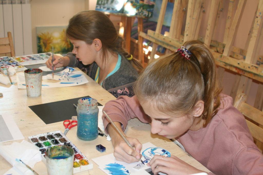 Мастер-классы для детей и школьников