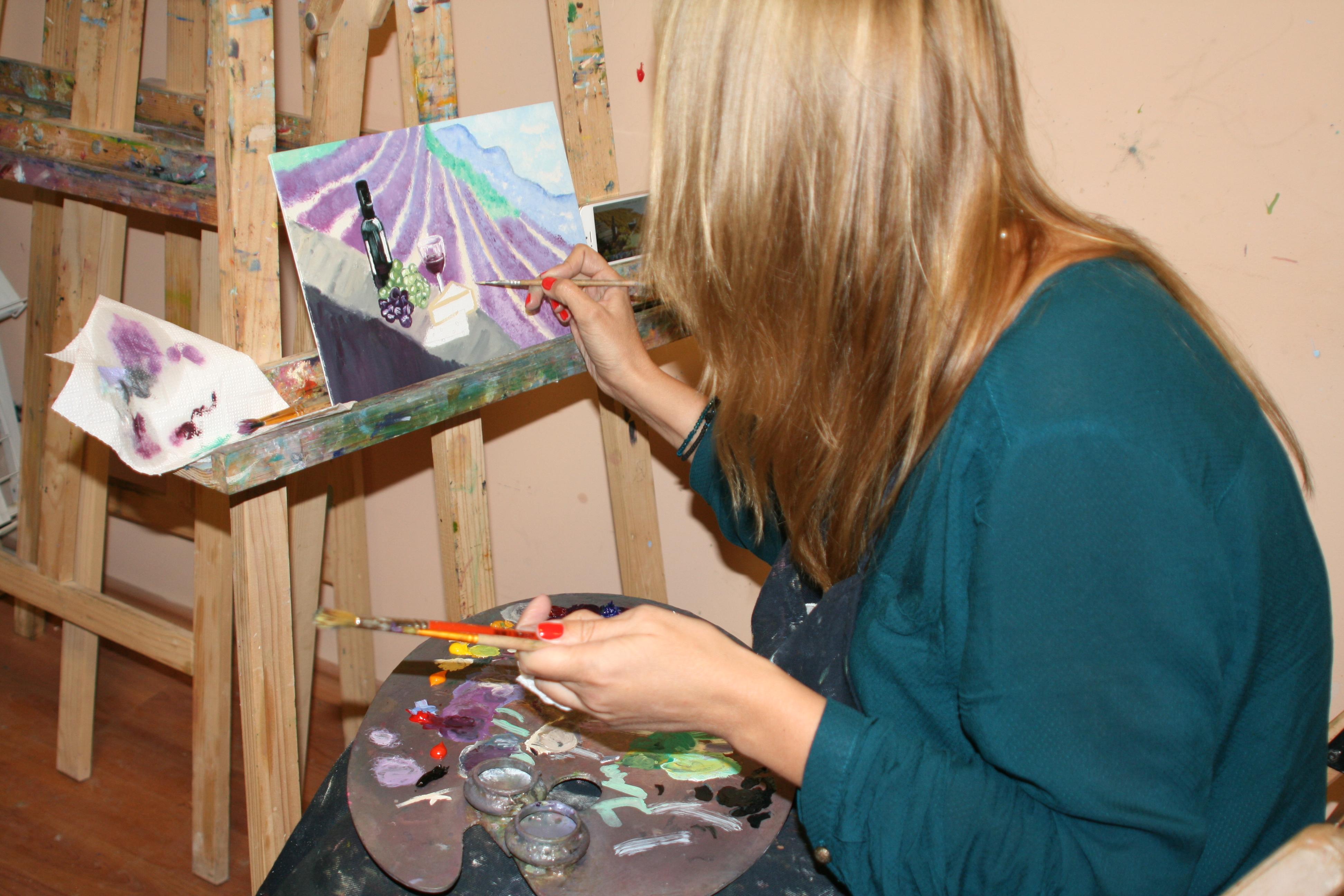 Олійний живопис для початківців: корисні поради