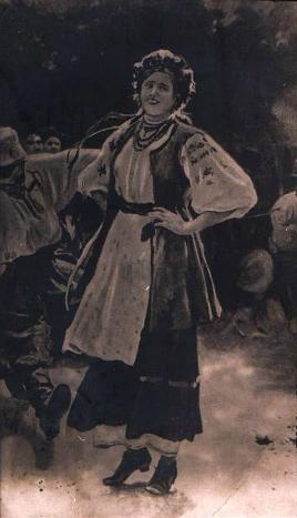 10 самых известных картин украинских художников: Николай Пимоненко «Гопак»