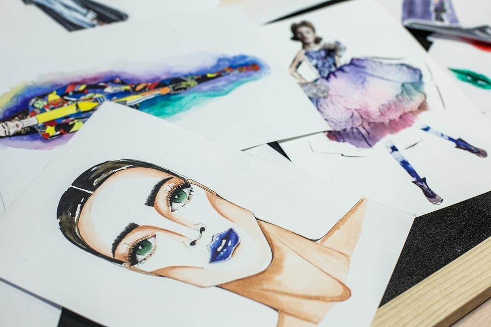 Fashion ілюстрація