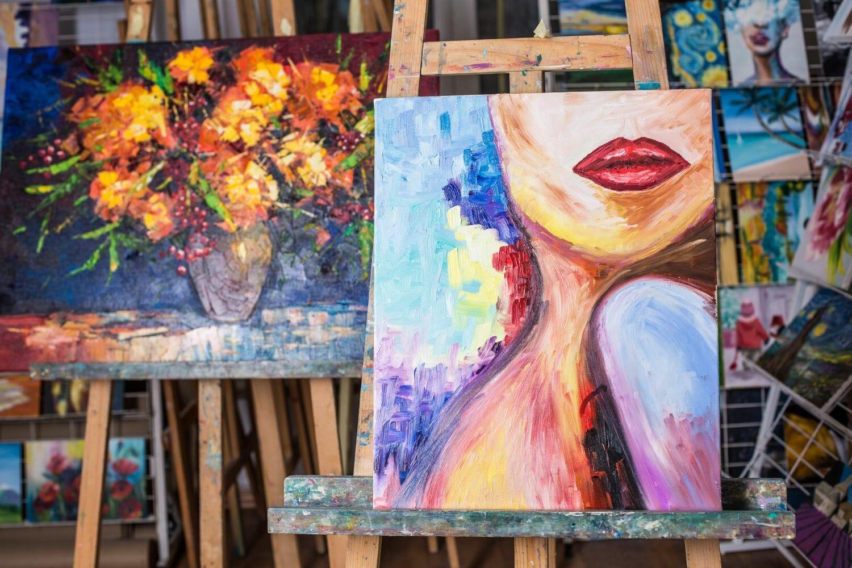 Индивидуальная масляная живопись