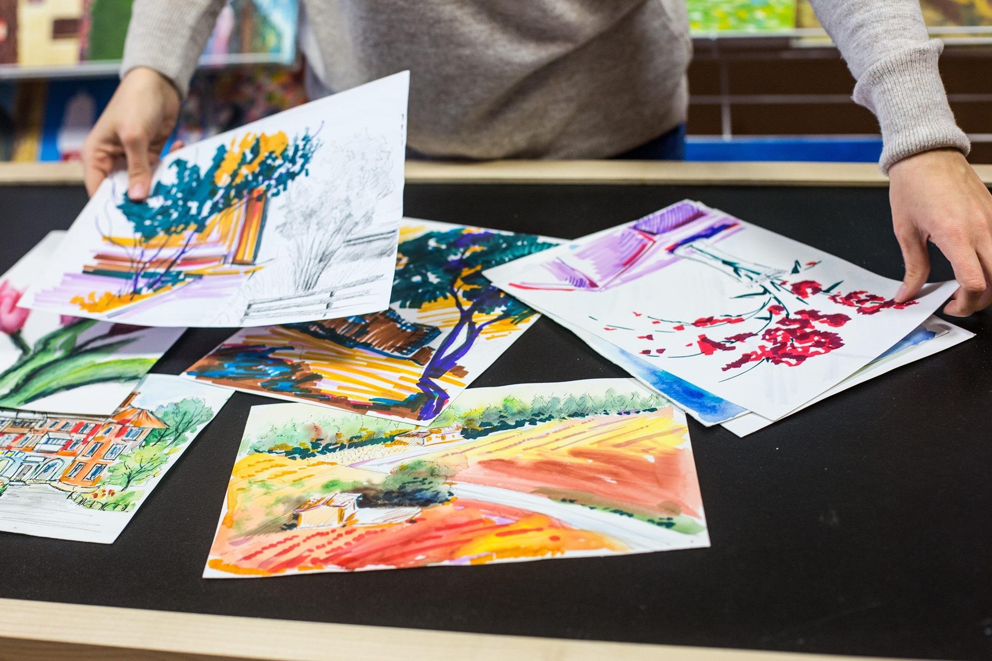 Секреты мастеров: как работает арт-студия «Ліхтарик» в Киеве