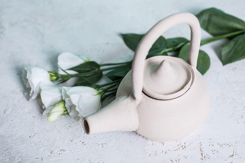 Создание керамической посуды
