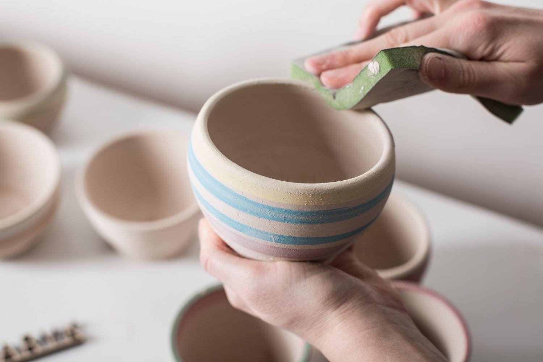 Створення керамічного посуду