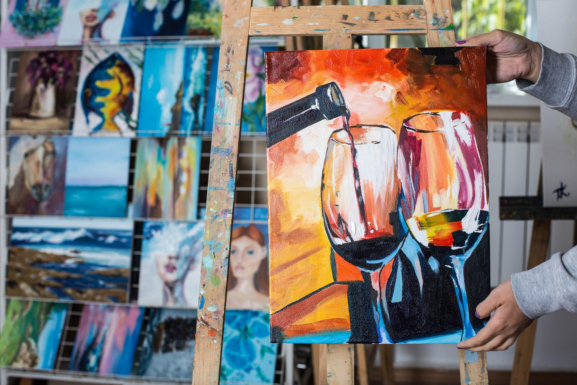 Що таке живопис для дорослих?