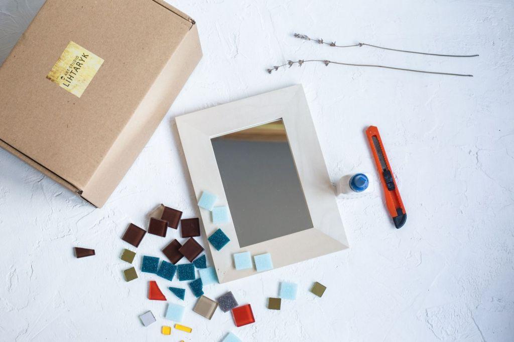 Онлайн мастер-класс по мозаике