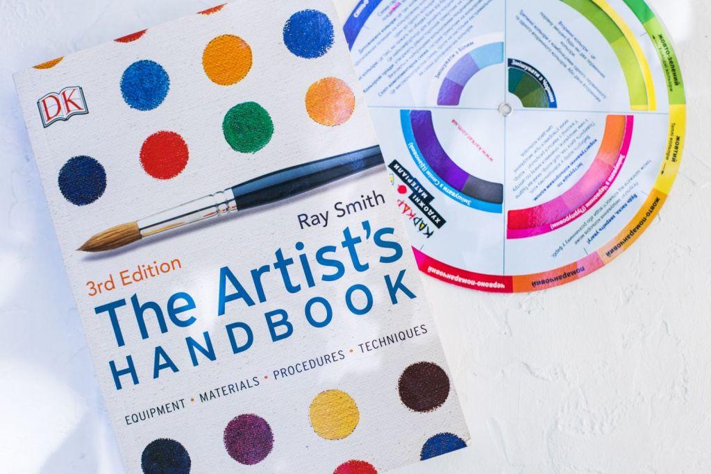 Абстрактний живопис для дітей