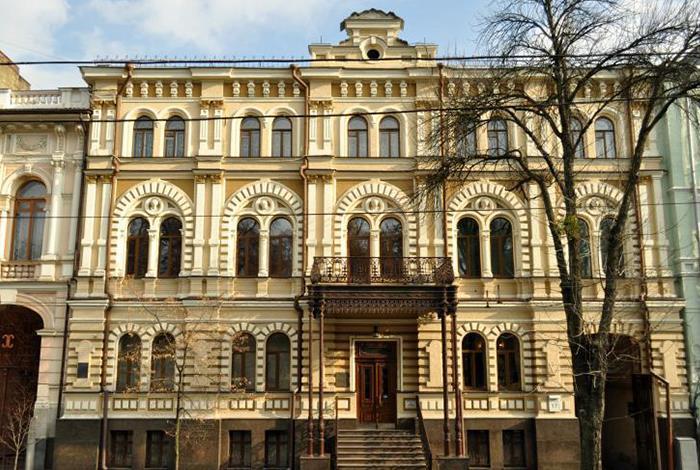 Музей Ханенко или Khanenko Museum