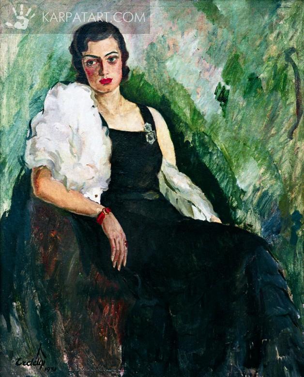 «Портрет А.С.»