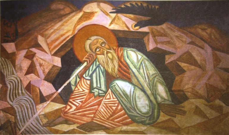 «Пророк Илья», 1910-1912 годы