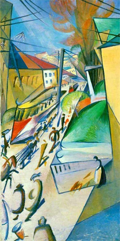 «Трамвай», 1914 год